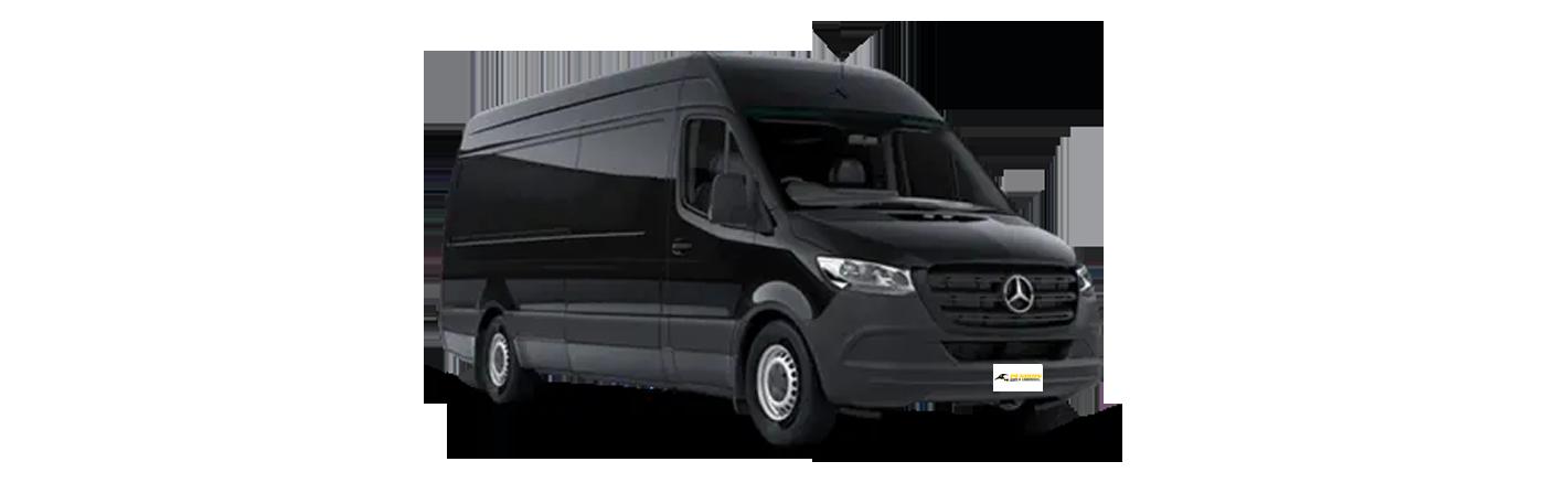 Luxury Bus (Seats 10);  Mercedes Benz Sprinter